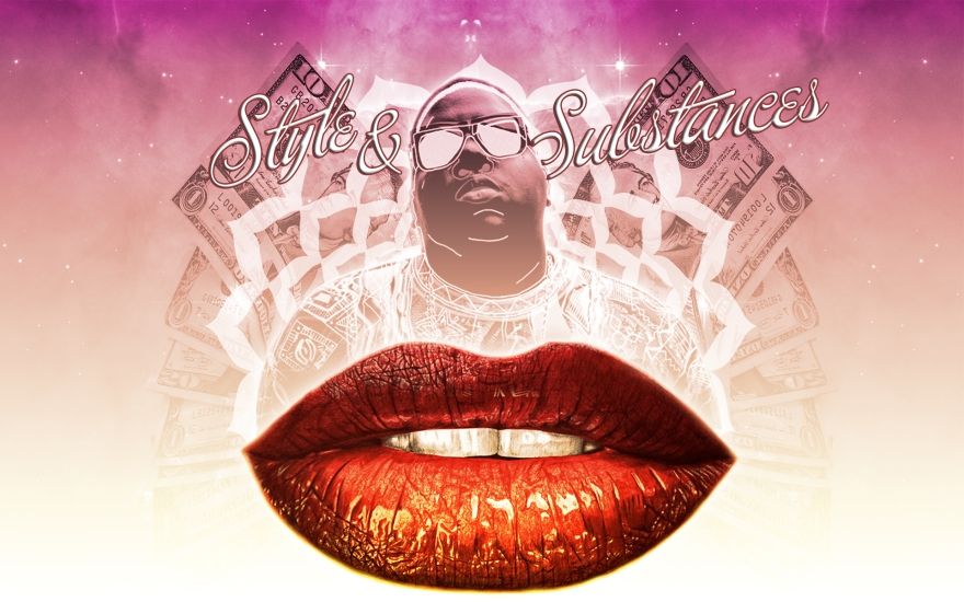 Style and Substances Artwork by Mitch Chadban